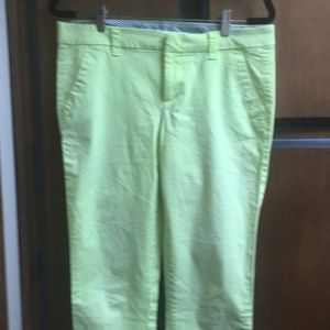 JCP cropped/ankle chinos!